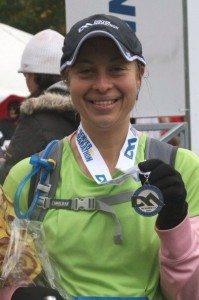 sara borgstede half marathon