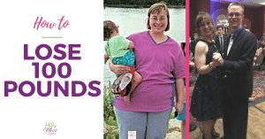 How to Lose 100 Pounds: Before and After Weight Loss