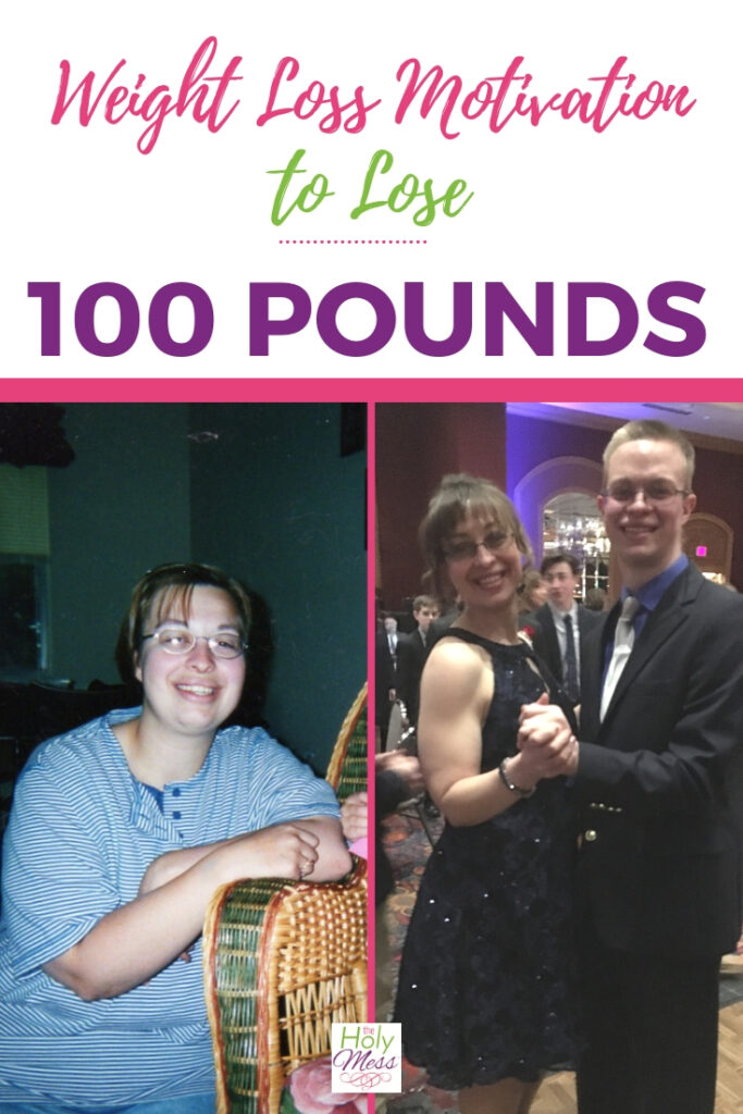 Weight Loss Motivation to Lose 100 Pounds
