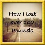 100 lb weight loss, diet blog