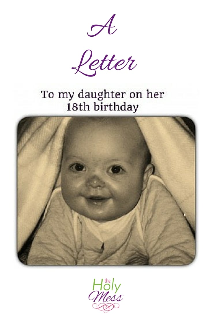a letter to my daughter on her college graduation day a letter to my on 18th birthday 20326