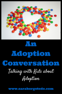 An Adoption Conversation