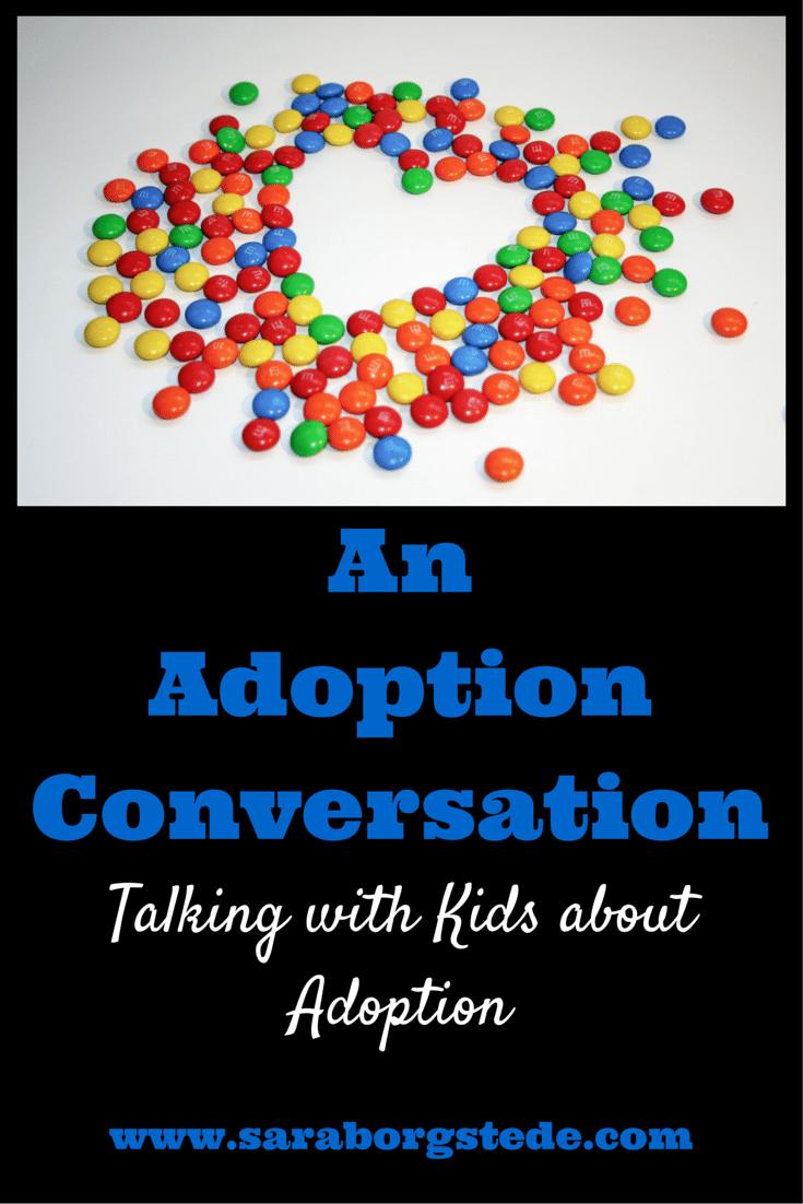 An Adoption Conversation