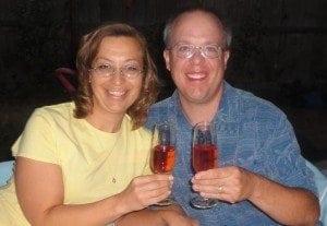 anniversary toast