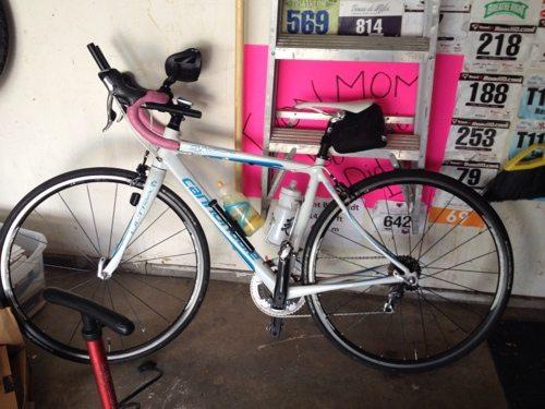 sara road bike