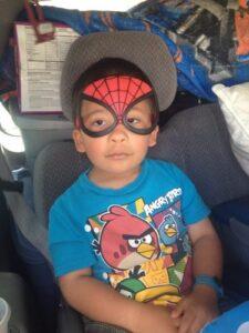 Zack Spiderman