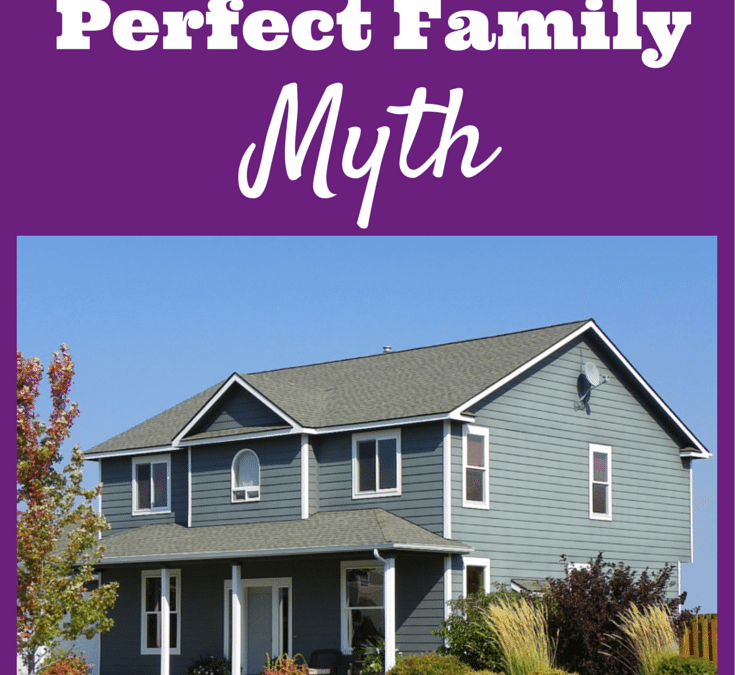 Before We Go Further — Shattering the Perfect Family Myth