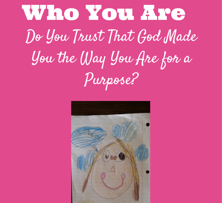 Trusting God with Who You Are