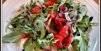 Italian picnic salad jen pedri