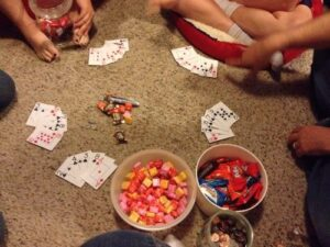 candy poker