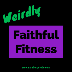 Weirdly Faithful Fitness