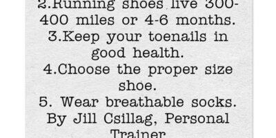 don't forget de feet