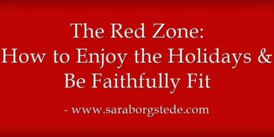 the Red zone: the holidays and eating