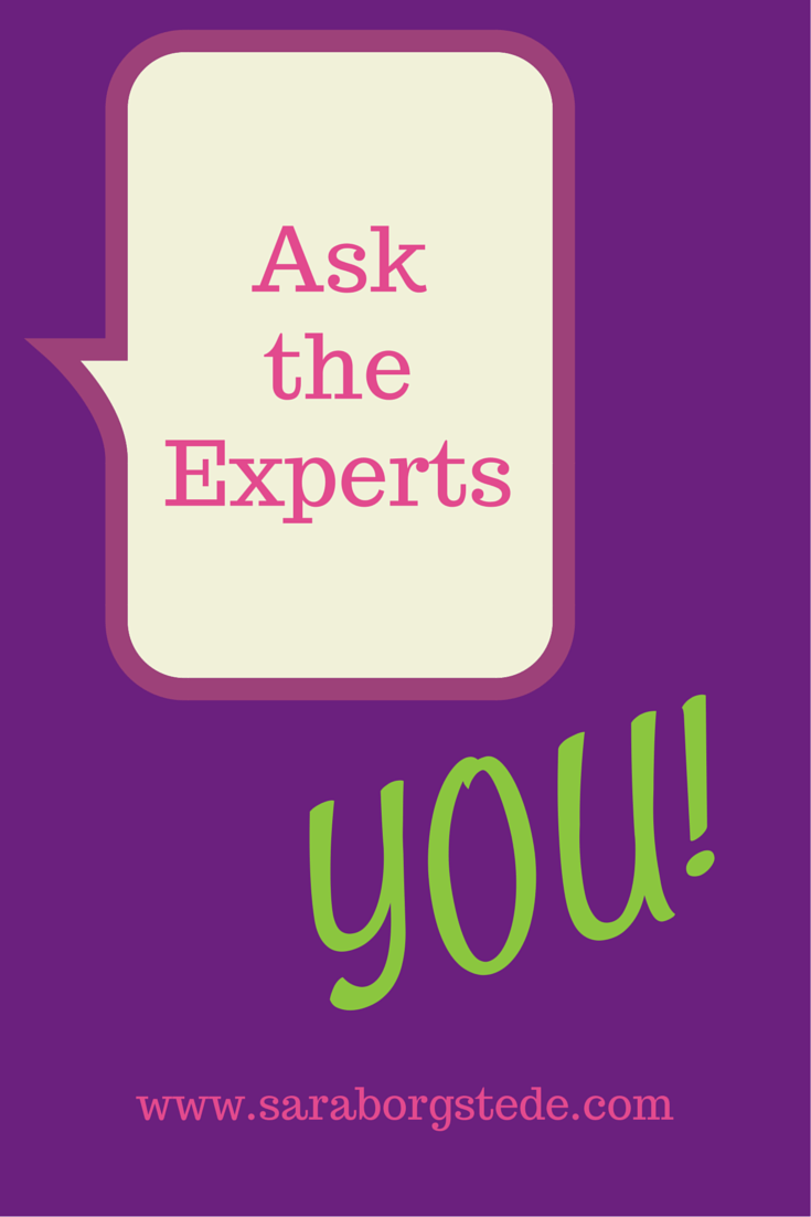 Ask the Experts for Fitness Advice: YOU!