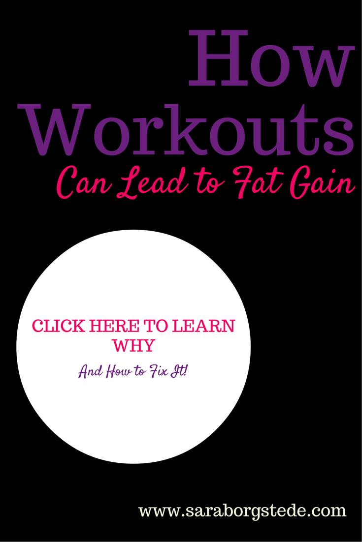 How Workouts Can Lead to Fat Gain