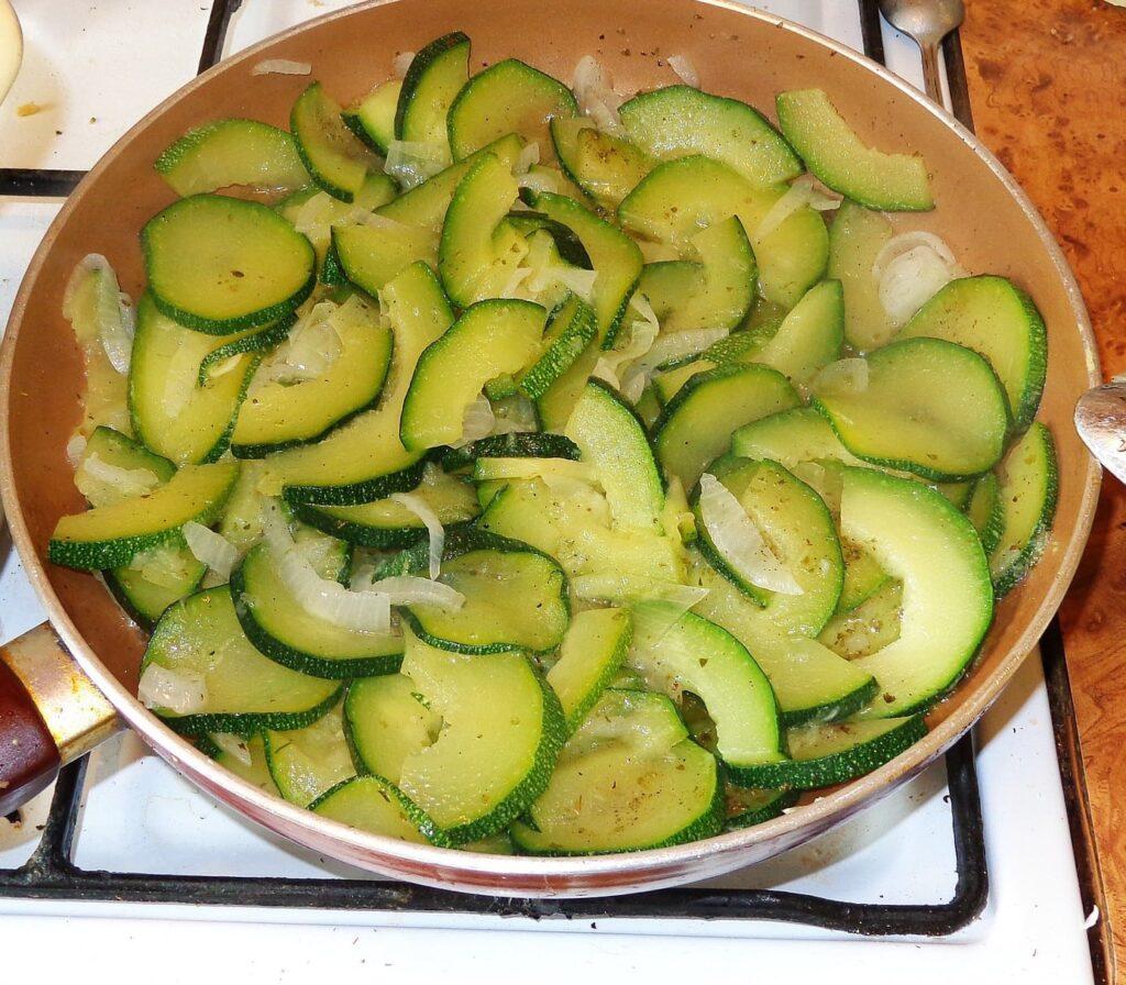 Garden Zucchini and Corn Saute