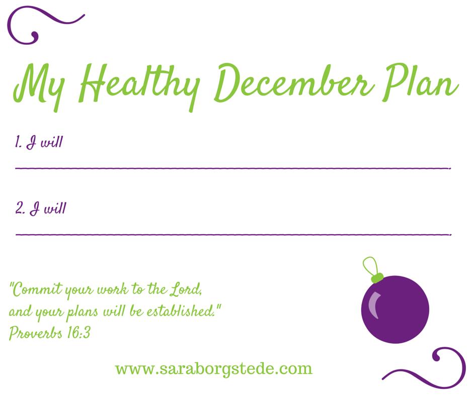 December Plan