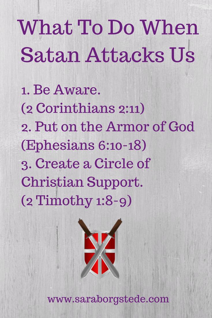How Satan Attacks Us