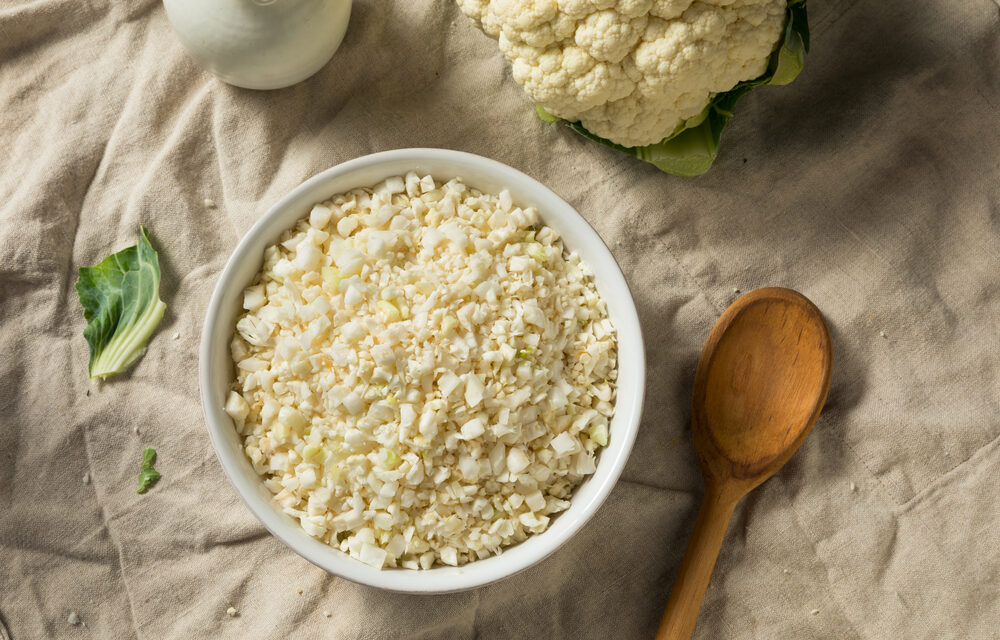 How to Make Cauliflower Rice From Frozen Cauliflower