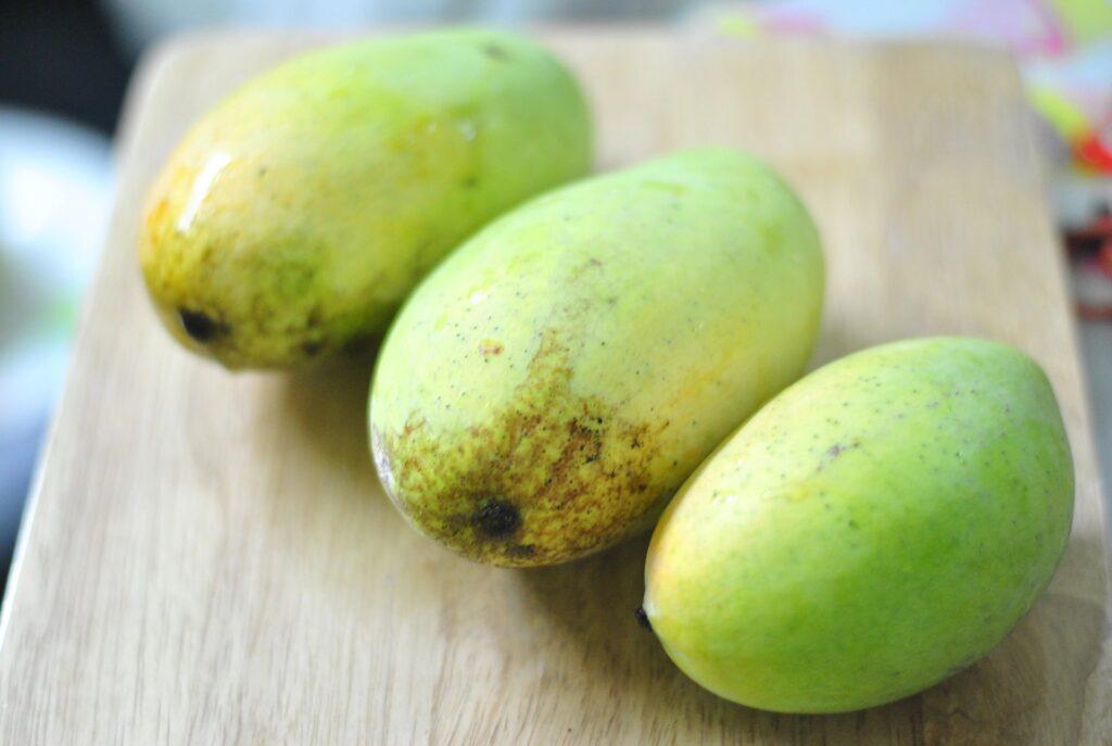 Peach-Mango Salad Dressing