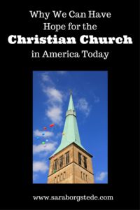 Hope for the Christian Church