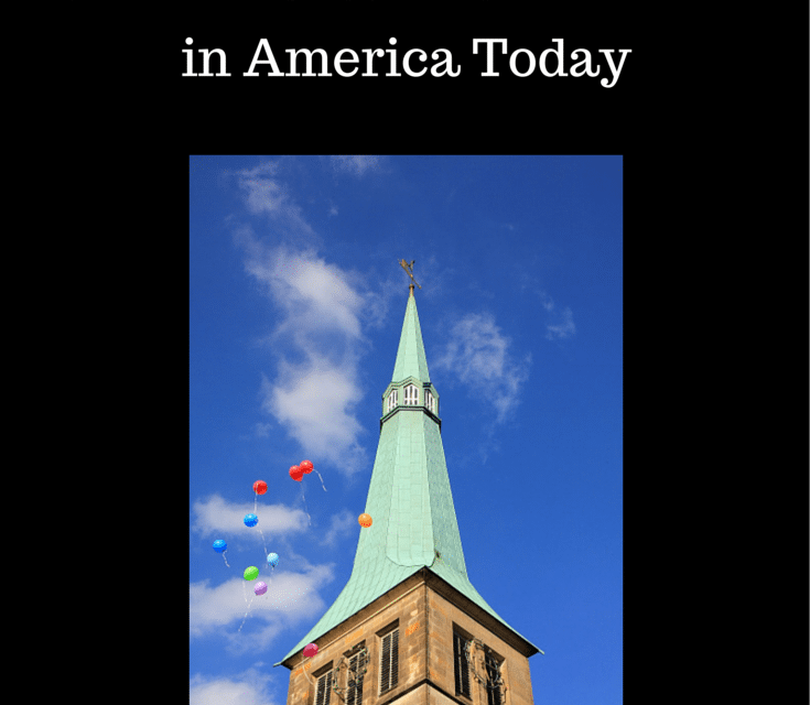 Why We Can Have Hope for the Christian Church in America Today