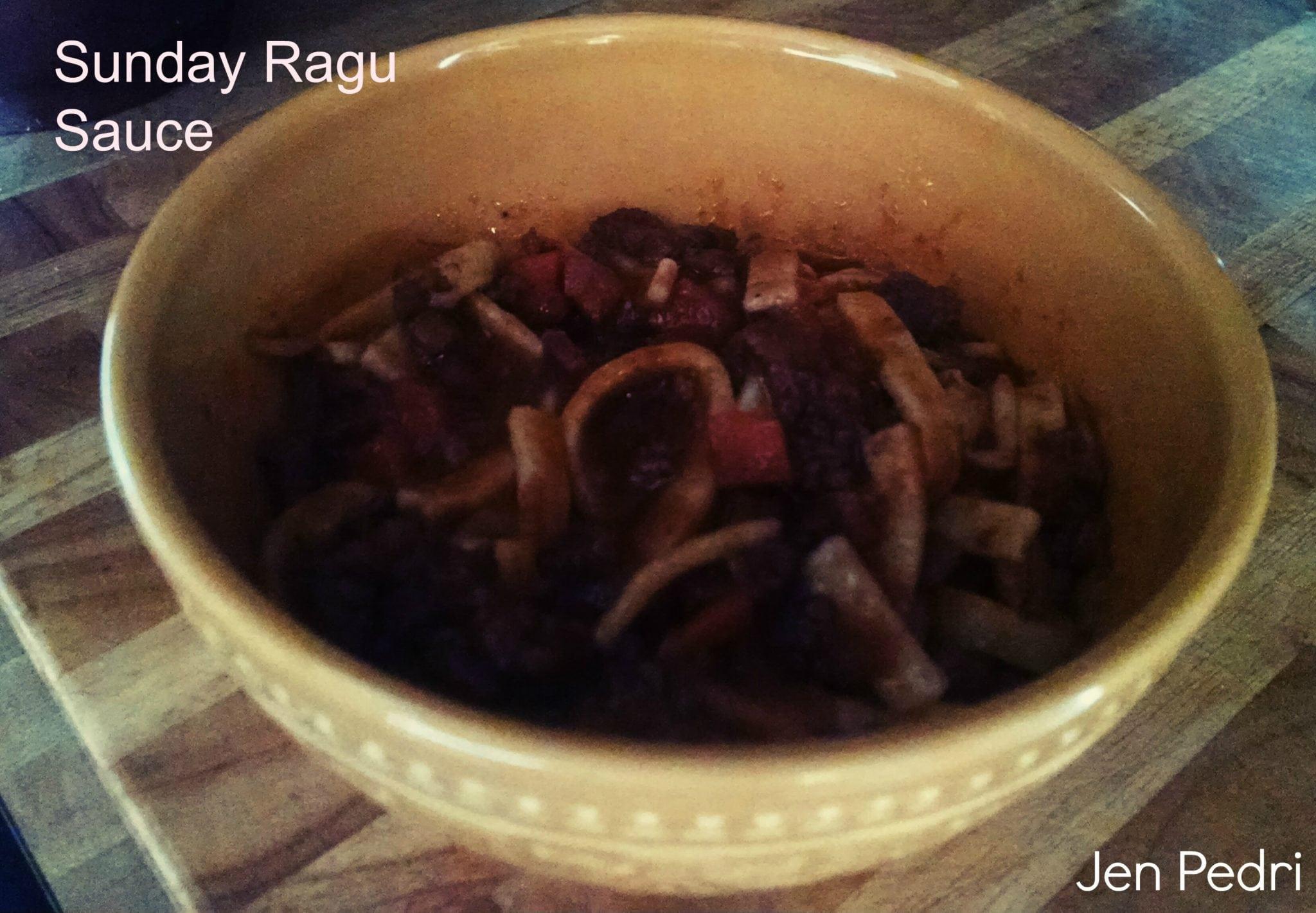 Sunday Ragù Recipe — Dishmaps