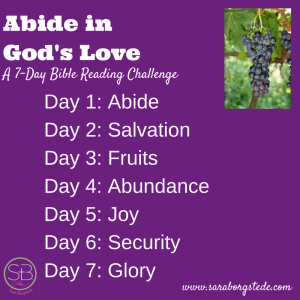 Abide in God's Love themes