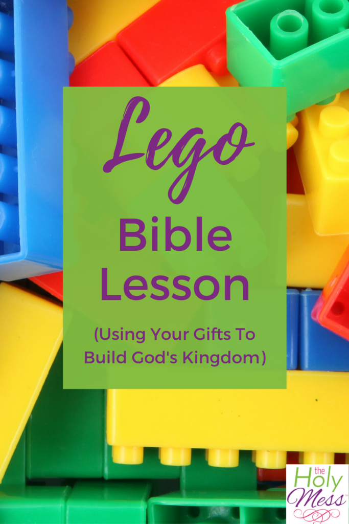 Lego Bible Lessons