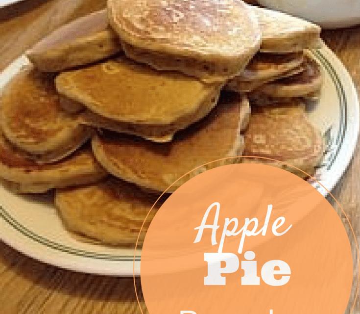 Bekah's Apple Pie Pancakes
