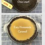 6-ingredient Chocolate Ganache Salted Caramel Pie