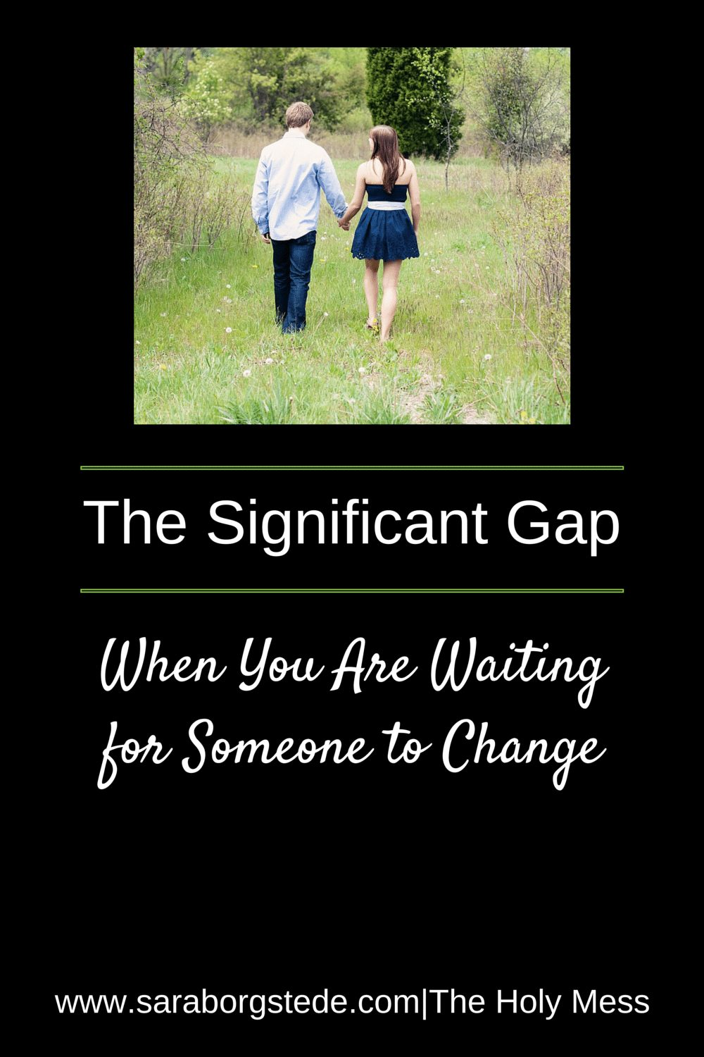 The Significant Gap