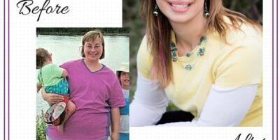 Sara Lost 100 lbs!