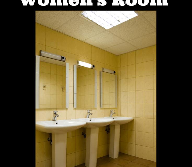 The Solidarity of Moms in the Women's Room