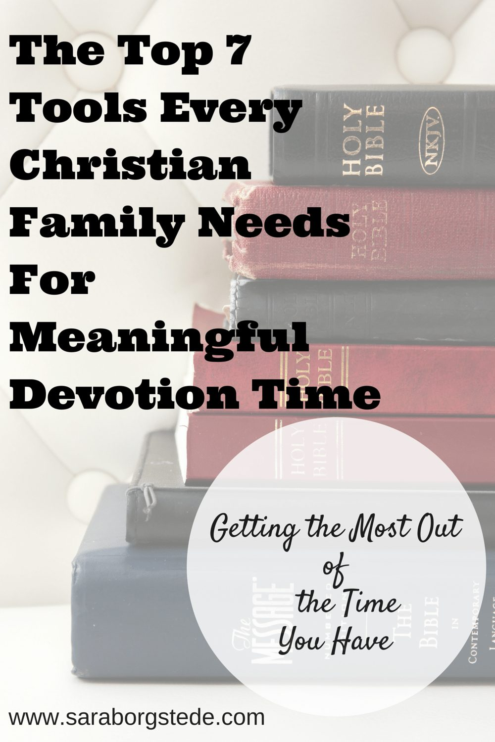 The Top 7 Tools Every Christian FamilyFB