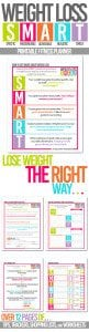 SMART Weight Loss planner by Fitness Fashionista