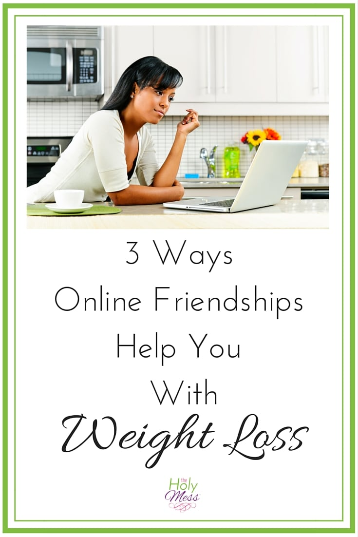 3 Ways Online Friendships Help with Weight Loss