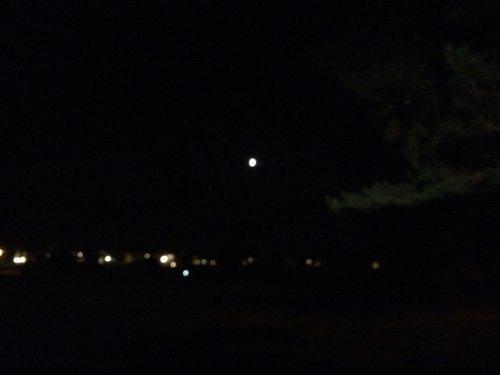 Blood Moon Eclipse, Denver, Colorado