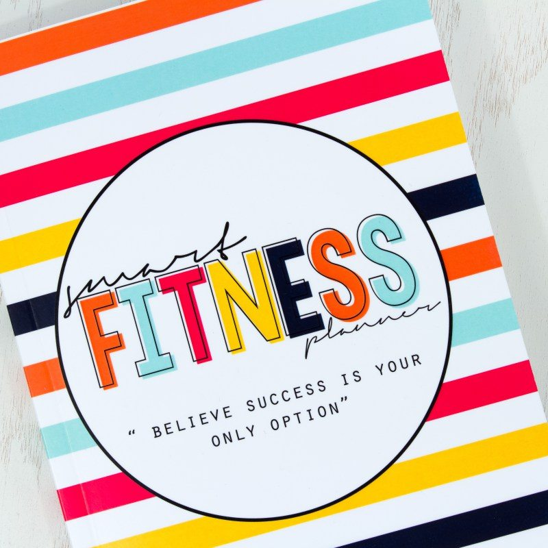 Smart Fitness Planner|Fit Life Creative|The Holy Mess