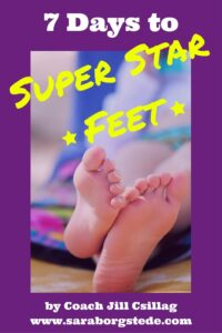 Super Star Feet