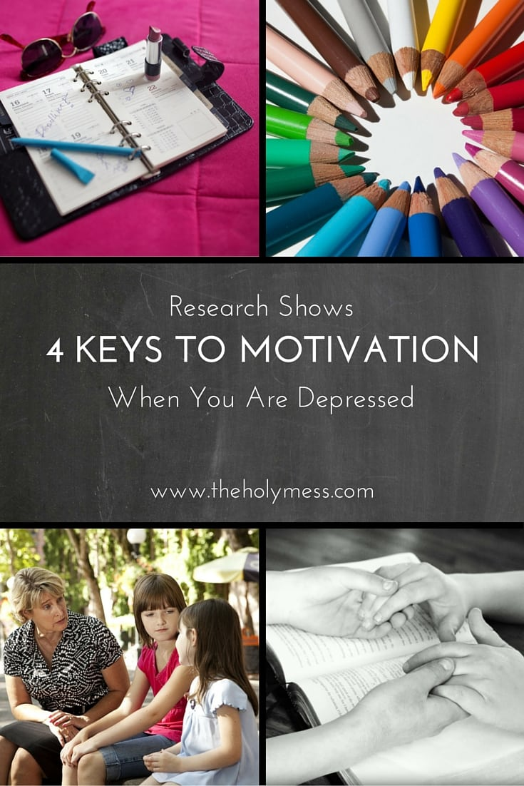 4 Keys to Motivation