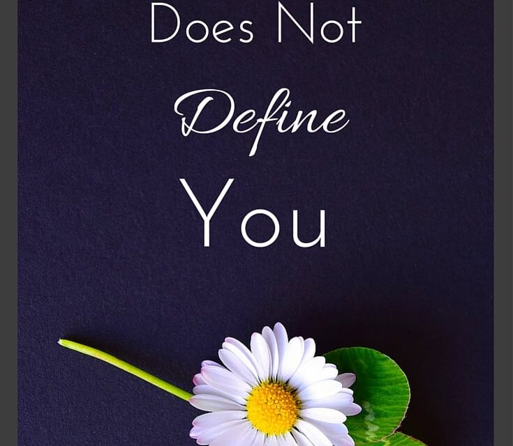 Depression Does Not Define You