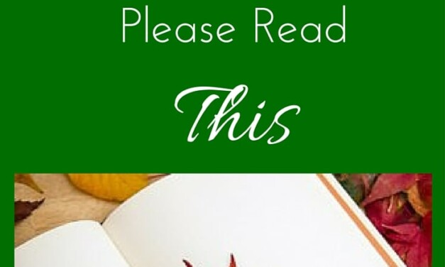 If You Write, Please Read This. (Plus, a FREE GIFT for All!)