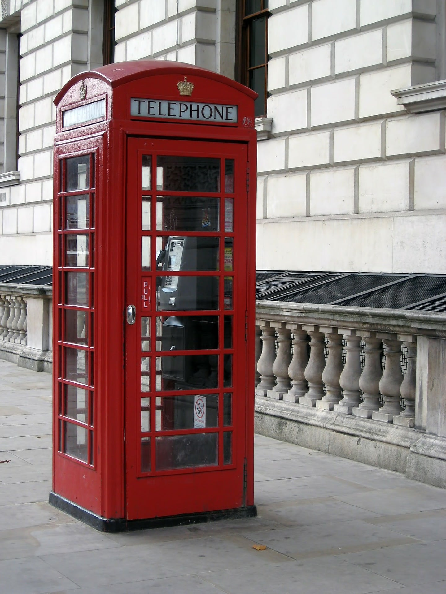 Where's a Phone Booth When You Need One?