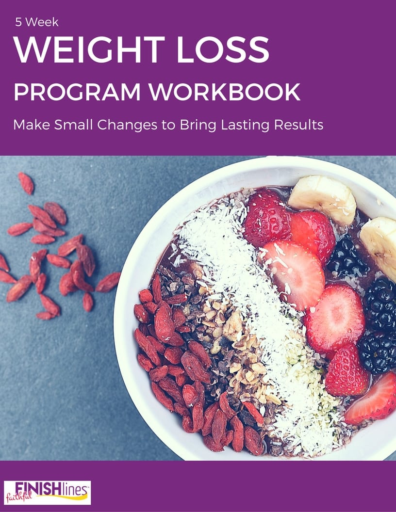 The 5 Week Weight Loss Program Workbook