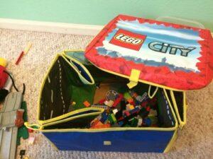 Lego Zipbin