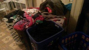 Bonnie's laundry