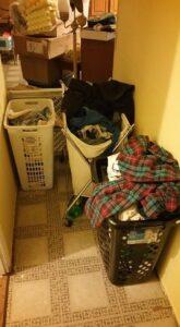 Martha's laundry