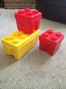 Lego Brick Bins