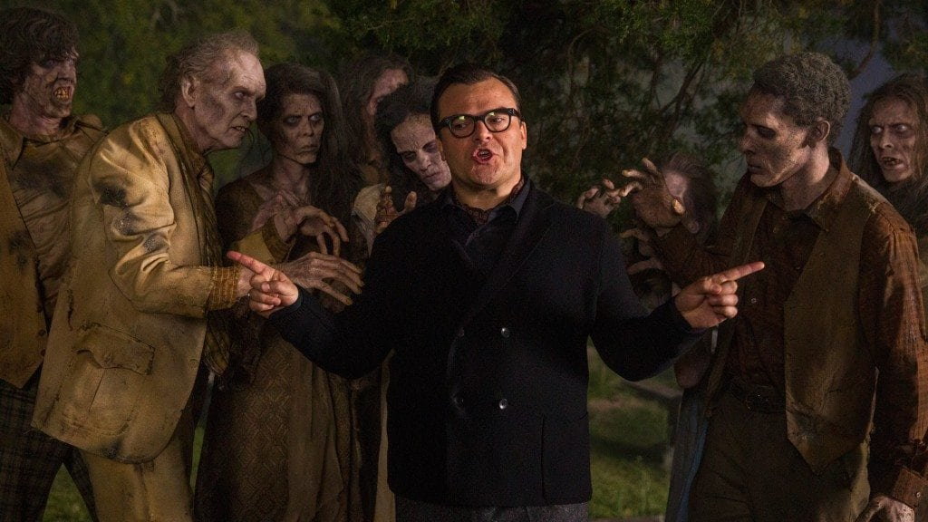 "Image from the movie ""Goosebumps"""